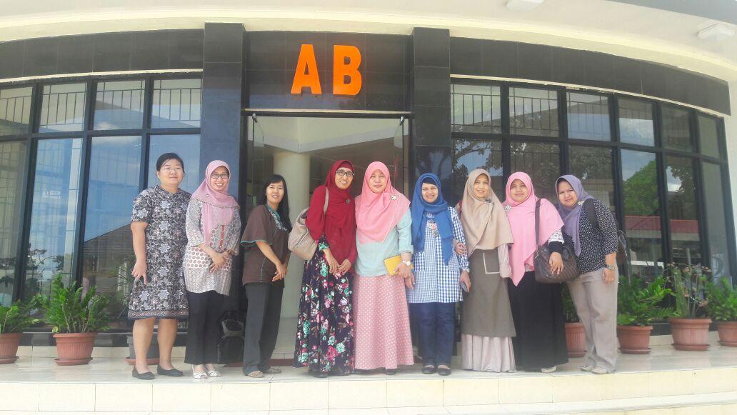 Kunjungan Dosen Prodi D3 Akuntansi UNIDHA ke Politeknik Negeri Padang