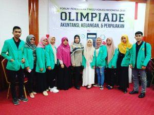 Olimpiade Akuntansi Akuntansi, Keuangan dan Perpajakan