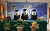 Universitas Dharma Andalas Laksanakan Wisuda ke XLVII Secara Daring