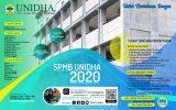 Penerimaan Mahasiswa Baru Tahun 2020